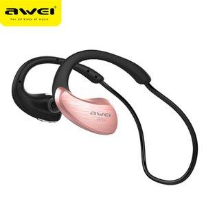 سماعة بلوتوث لاسلكية سماعات Awei A885BL للماء الرياضة مركبتي سماعة NFC المدمج ل WP / Android / IOS إلكترونيات