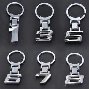 سيارة التصميم جديد بالجملة سبائك الزنك معدن سيارة شعار chaveiro المفاتيح مفتاح سلسلة مفتاح الطوق كيرينغ لسيارات bmw 1 3 5 6 7 x مفتاح حامل