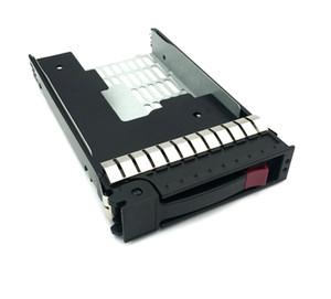 """2.5"""" SSD TO 3.5"""" SATA Converter Hard Drive Bay Assy FRU00FC28+373211-001 for HP DL140 G3 DL320 G4 DL160 G5 DL385"""