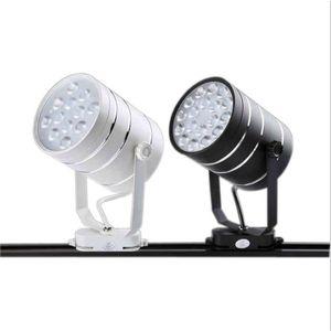 Illuminazione a LED ad alta potenza dimmerabile a binario 12w 15w 18w spotlights negozio di abbigliamento casa illuminazione CEROHS UL