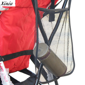 XINIU Kinderwagen-Tragetasche Einkaufstasche Organizer Mesh Bag Autozubehör # 121