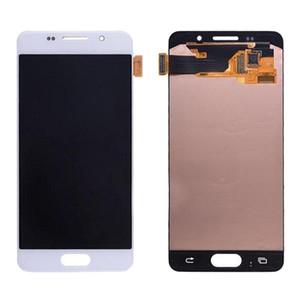 OEM Tam LCD Ekran Samsung Galaxy A3 2016 A310 A310F Dokunmatik Ekran Cam Panel Sayısallaştırıcı Meclisi Ile Komple
