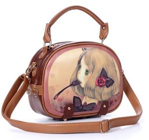 Бесплатная доставка портативный мультфильм Женщины Повседневная водонепроницаемый дорожная сумка путешествия макияж сумка косметичка сумка для хранения макияж сумка косметические сумки