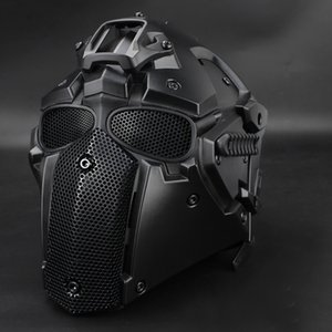 Al por mayor- Paintball Tactical Helmet casco protector CS equipo accesorio de caza