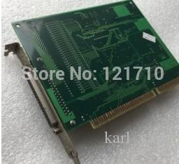 Industrial equipment board adlink ISA ACL-8113A REV A2 Data Acquisition - ISA DAQ Cards