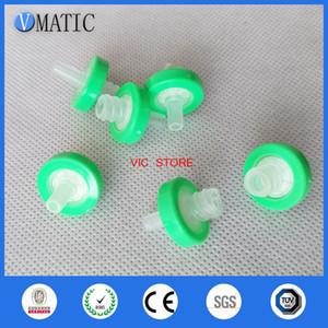 Qualità libera di trasporto 100PCS 13mm 0.22um plastica siringa filtro filtro siringa membrana filtrazione soluzione organica