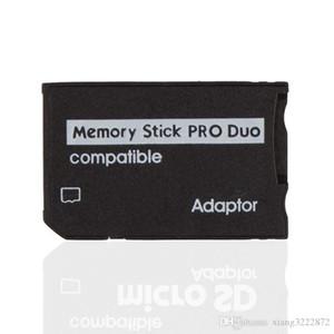 Alta qulity Venda Quente Micro SD TF para Memory Stick MS Pro Duo Leitor para Conversor Adaptador