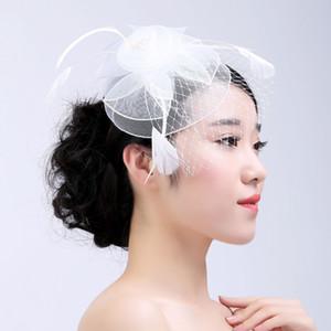 Hochzeit Hüte Feder Kopfschmuck für die Hochzeit Hochzeit Kopfschmuck Kopfschmuck für Braut Kleid Kopfschmuck Zubehör Braut Party Zubehör