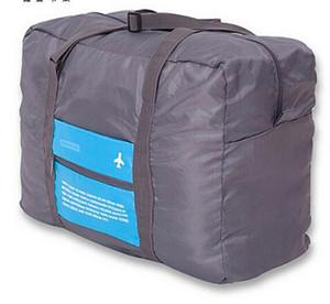 Fashion WaterProof Travel Bag Large Capacity Bag Women nylon Folding Bag Unisex Luggage Travel Handbags Fast Shipping