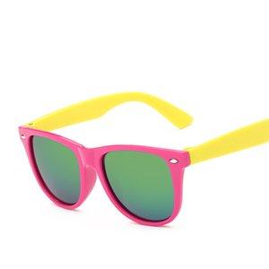 Wholesale- Mode Kinder Sonnenbrille Kinder 2016 neue polarisierte Sport-Mädchen-Jungen Goggle Baby-Sonnenbrillen Oculos Infantil UV400