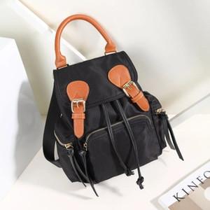 Vendita calda nuovo arrivo fashion design casual zaini spalla doppia grande capacità studente scuola bookbag zaino zainetto pacchetto pack