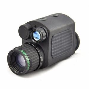 Visionking Yüksek Kalite 1x20 Gece Görüş Kapsam Monoküler Yüksek Çözünürlüklü Taktik Avcılık Gece Görüş Cihazı Googles Kapsam