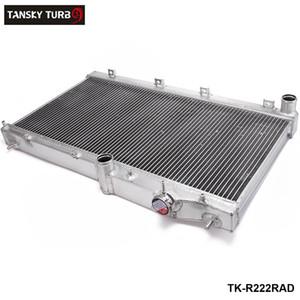 TANSKY -Aluminum Racing Radiator Fit For Subaru Impreza WRX STi GRB 08-14 H4 M T TK-R222RAD