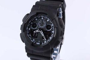 Спорт часы продвижение Hardlex новое прибытие пластиковые унисекс розничная мода G часы, ga100 часовой пояс часы hgjff