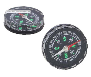 wholesake Mini Pocket Liquid Filled Button Compass for Hiking Camping Outdoor Nov21 free shipping hot sell