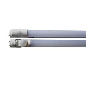무료 시핑 높은 밝기 600 미리 메터 (2 피트) LED T8 튜브 PIR 센서 2700-6500 케빈 색 온도 (CCT) 알루미늄 + PC 커버
