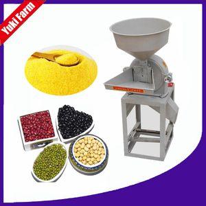 9FZ Trituradora de mandíbula Máquina de molienda de chiles Trigo Precio de la máquina de molienda Trituradora de hierbas Máquina de poder de los chiles Precios Trituradora de maíz en grano