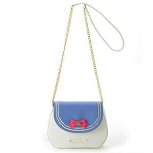 Kukucos Femmes Sac en cuir Sailor Moon Memorial Sailor Costume épaule Messenger Sac à dos