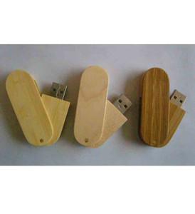 Выдвиженческий подгонянный Логос электроники большого пальца руки диск с USB2 реальную емкость.0 деревянные поворотный USB флэш-накопитель 512 МБ 1 ГБ 2 ГБ 4 ГБ 8 ГБ 16 ГБ 32 ГБ