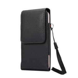 360 دوران كليب العالمي الحزام كوكه حالة الهاتف لابل اي فون 6 6S 7 زائد سامسونج S6 S7 حافة غطاء حقيبة جلدية 4.0-6.3inch الحقيبة