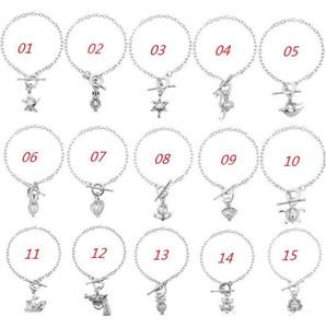 Amor desejo pérola gaiolas medalhão pulseiras oco out ostra charme pulseiras (excluindo pérola em lata) pérola de água doce diy moda jóias