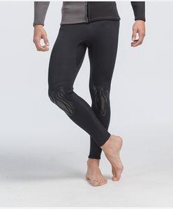 SBART 3mm Neopren Erkekler Tüplü Dalış Sıkı Pantolon Yüzme Mayo Uçurtma Sörf Tayt Tayt Wetsuit Rüzgar Sörfü Rashguard