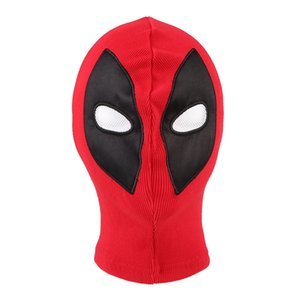 New Deadpool Masks Balaclava X-Men Halloween Costume Hood Cosplay Full Face Mask One Size Fit Most Adult Men or Women