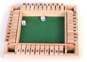 Новая деревянная игрушка в окружении флоп головоломки настольная игра бесплатная доставка