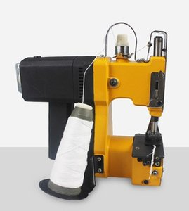En Kaliteli Standartlar İçme Paket Paket Çanta Kapama Makinesi, GK9-890, 1800w güç, 220V / 110V, Mini dikiş makinesi