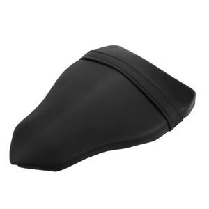 Nuevo asiento trasero negro Pillion Pillion de cuero artificial para Ducati 1098 1198 848