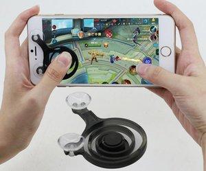 Fling Mini Mobile Joystick Dual analoge Joysticks Smart Clip für Samrtphone-Spiele mit Retail Box geben Schiff frei