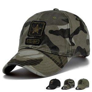 Новый кепка армии США камуфляж бейсболка мужчины бейсболки камуфляж Snapback Bone Masculino кепка дальнобойщика пентаграмма папа шляпа