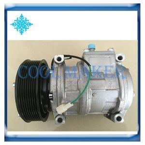 10PA17C Auto ac kompressor für JOHN DEERE CO 22031C AT168543 AT172376 AT172975 4471009790 4471009794 4472002525