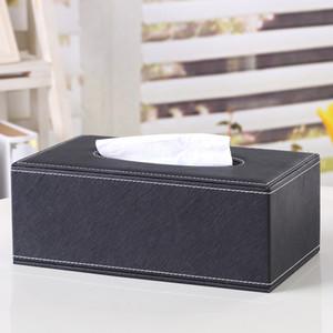 Wholesale- 이제까지 완벽한 현대 작풍 조직 상자 냅킨 조직자 화장지 홀더 가정 훈장