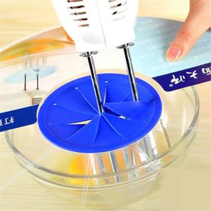 Plastik Yumurta Kase Whisks Ekran Kapak Yendi Yumurta Silindir Pişirme Sıçrama Guard kase kapakları Mutfak su geçirmez kase kapakları 30 cm EJ678193