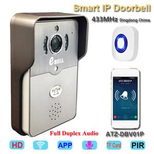 Com Indoorbell 720P Smart WIFI IP Doorbell