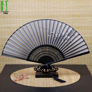 Craft gift manufacturers selling silk fanChina palaeowind animation