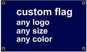 2019 Benutzerdefinierte Flagge Alle Größe Ausstellung Werbung Militär Flagge / Strand Banner Digitaldruck 100D Polyester Pongee DHL Freeshipping