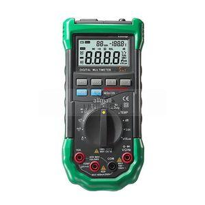 Freeshipping 5-in-1 Dijital Multimetre Otomatik Değişen Sıcaklık Nem Gürültü Aydınlatma Tester İşlevli Tester Metre