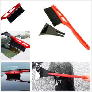Mini Multifunzione Veicolo Auto Neve Spazzola Ice Shovel Raschietto di emergenza Spade Auto Clean Tool Spedizione gratuita EA1105