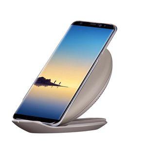 QI Wirless Pad Держатель зарядного устройства F ast Зарядка для iPhone 6s 6 для Samsung Galaxy S6 S5 S4 S3 Note 5 4 3 для LG Nexus