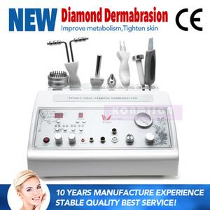 다기능 5 In 1 Dermabrasion Machine For Skin Rejuvenation 페이스 리프팅 바이오 스킨 스크러버 PDT Photon 초음파 미세 박피술