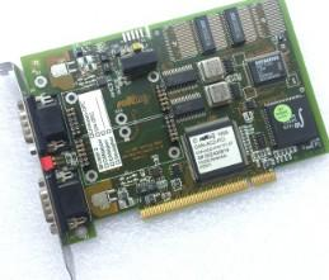 Cartone per attrezzature industriali SOTING GMBH CAN-AC2-PCI / HW / LP V.10 4DH6111 CAN-AC2-I / HW V1.01
