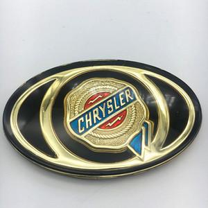 1 pcs Para Chrysler 300C Mopar Grelha Frente Grill Bonnet Emblema Auto Ouro Ouro Acrílico Emblema Veículo Personalizado Etiqueta headstock Logotipo