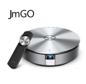 """JmGO G1 3D DLP المسرح المنزلي الذكي العارض دعم 1080P 300 """"مرحبا فاي بلوتوث Proyector متعاطي المخدرات الروبوت 4.3 WIFI"""