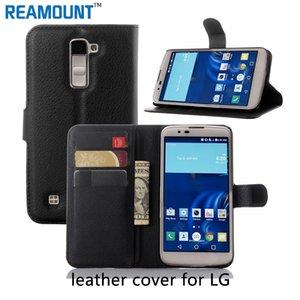 Colorido pu leather wallet case para lg g2 g3 g4 g5 case com slot para cartão wallet estilo stand titular case