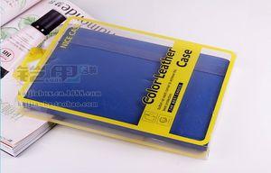 100pcs all'ingrosso LOGO personalizzato PVC trasparente confezione di imballaggio al dettaglio in plastica Scatola di imballaggio per 10 '' Tablet Custodia tablet, Custodia per Pad 2 3 4