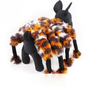 Yeni Sıcak Pet Köpek Giysileri Komik Yenilik Örümcek Köpek Kostümleri Cadılar Bayramı Köpek Takımları için Yaratıcı Özellikle Moda