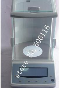 100x 0.0001g 0.1mg Calibrazione automatica Bilancia analitica interna Cal Lab Bilancia di precisione elettronica digitale spedizione veloce