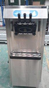 macchina da gelato soft-service modello da tavolo per soft ice cream maker con produzione da 25 litri all'ora